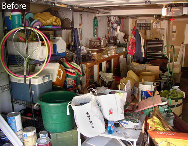 If Your Garage Looks Something Like This We Can Transform It Into Beauiful And
