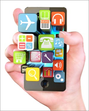 Organizing Apps how to organize your phone apps